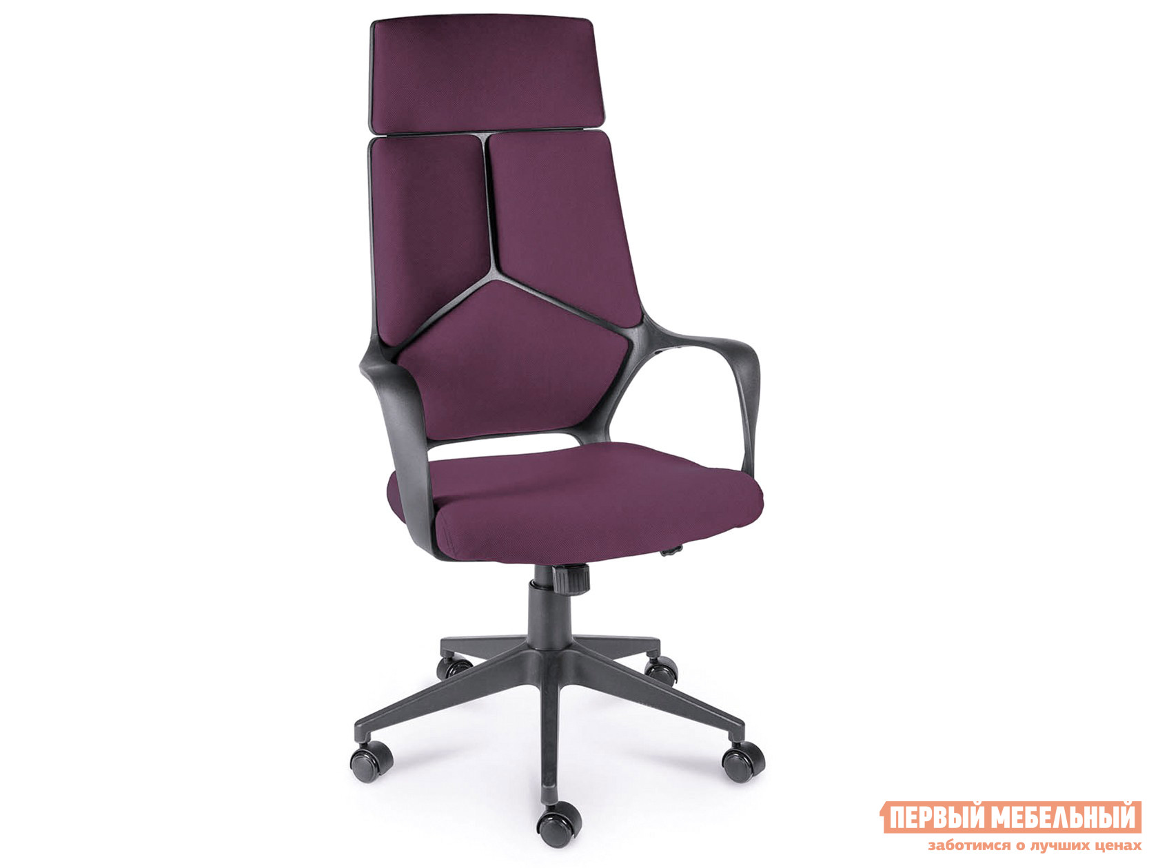 Офисное кресло  Norden IQ CX0898H-1 Фиолетовый, ткань