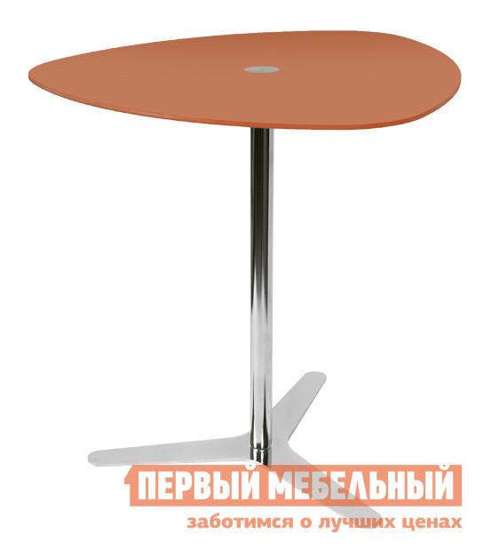 Журнальный столик ОГОГО Обстановочка! Clover_orange Оранжевый