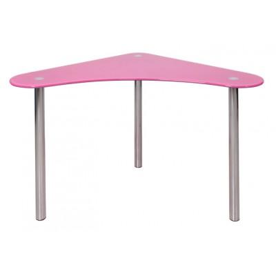 Письменный стол ОГОГО Обстановочка! Чип Розовый