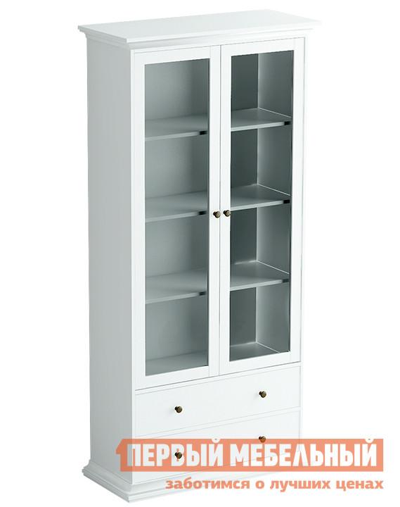 Шкаф-витрина  Reina-shu-2ya Белый