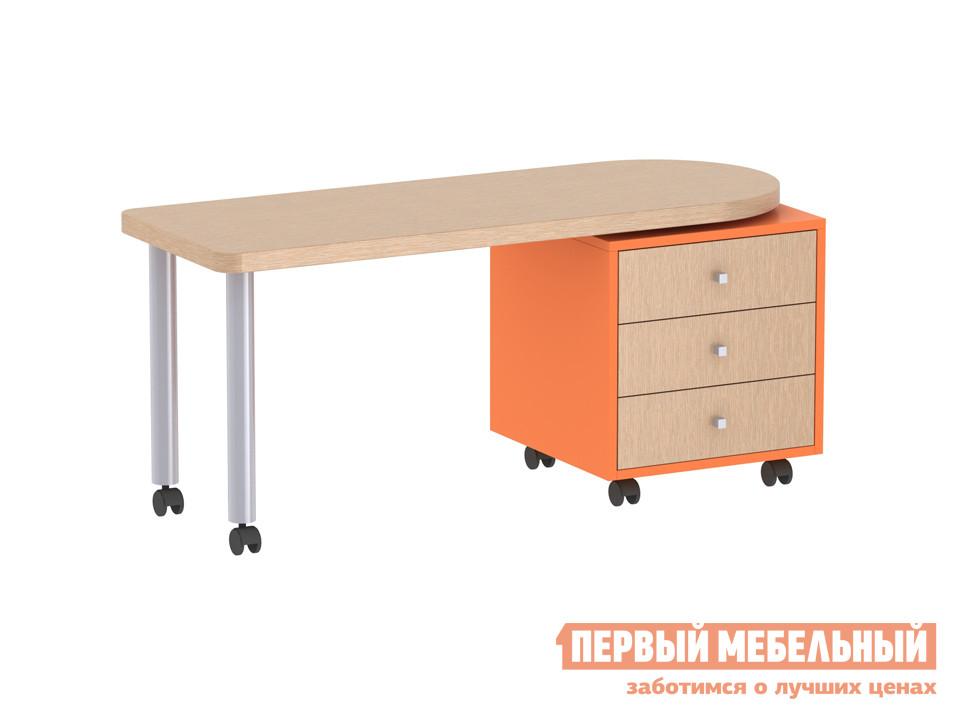 Письменный стол детский ОГОГО Обстановочка! Пиноккио П-СП Манго