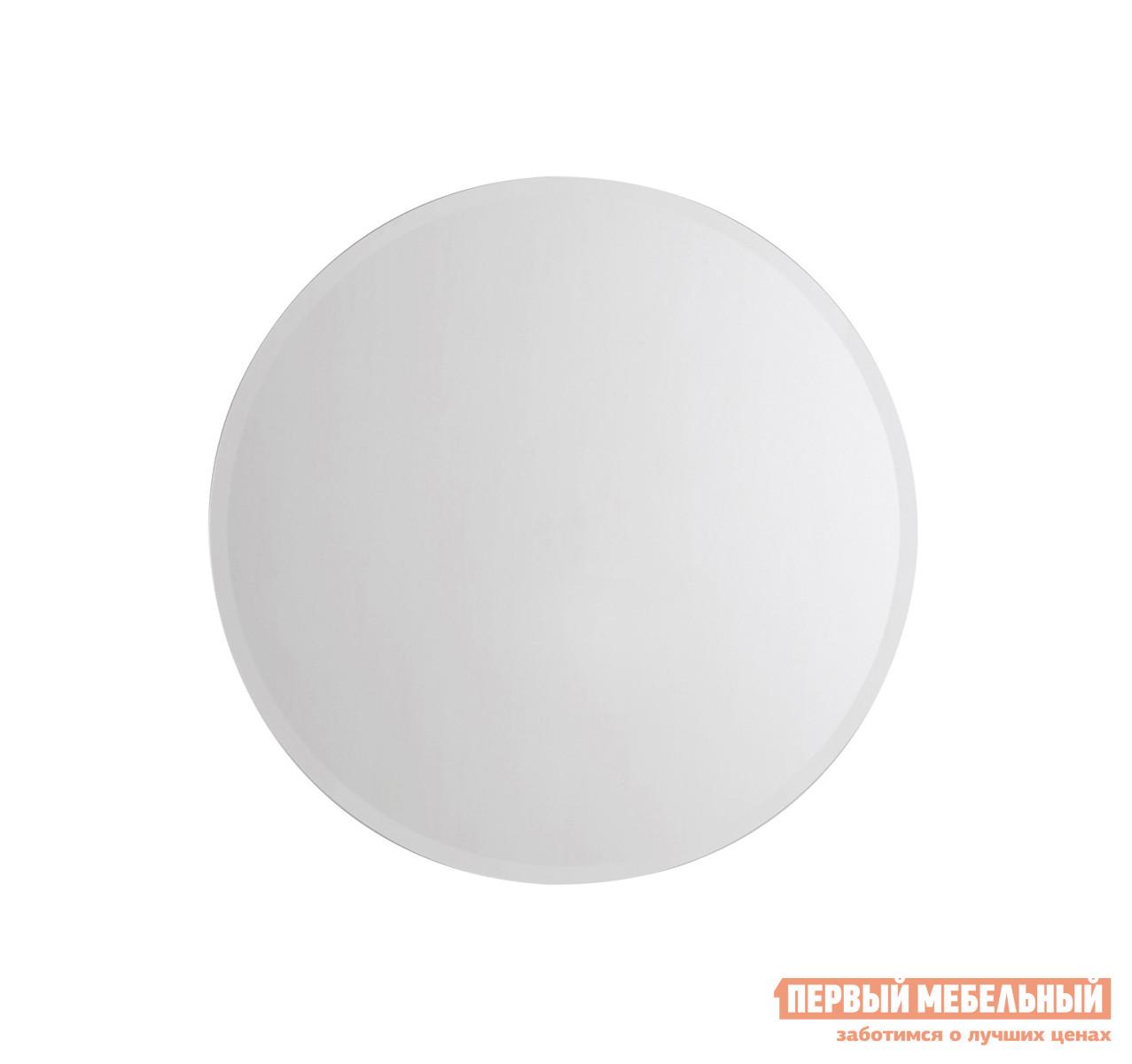 Настенное зеркало ОГОГО Обстановочка! Moon ЗеркалоНастенные зеркала<br>Габаритные размеры ВхШхГ 500x500x мм. Идеально круглое зеркало — именно такое, какой бывает луна в полнолуние.  Безупречно гладкая поверхность мягко отражает свет и наполняет переливчатыми бликами комнату. Модель обладает высокой антикоррозийной устойчивостью и влагостойкостью.  Крепеж поставляется в комплекте. Зеркало поставляется в собранном виде, в стоимость сборки включено крепление его к стене.<br><br>Цвет: Белый<br>Высота мм: 500<br>Ширина мм: 500<br>Форма поставки: В собранном виде<br>Срок гарантии: 2 года<br>Тип: Простые<br>Назначение: Для спальни<br>Назначение: В прихожую<br>Назначение: Для ванной<br>Форма: Круглые<br>С фацетом: Да<br>Подсветка: Без подсветки<br>Тип рамы: Без рамы