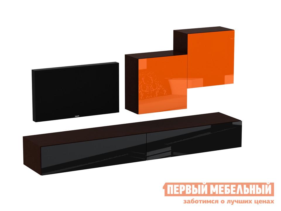 Стенка ОГОГО Обстановочка! komp12Cubo-2 (КВ7+КТ14) цена