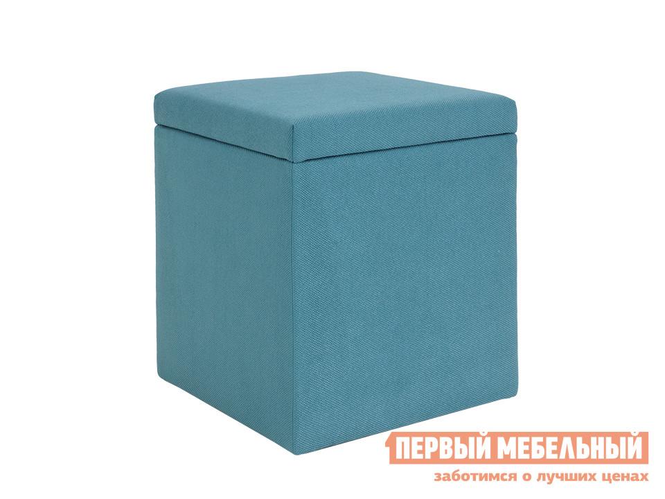 Пуфик ОГОГО Обстановочка! Craft1 Ткань Enigma turquoise (бирюзовый)