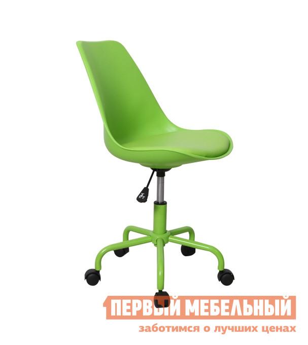Офисное кресло ОГОГО Обстановочка! Robert Каркас Зеленый / Подушка Зеленая