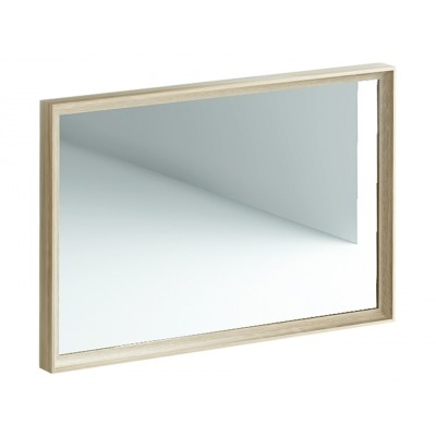 Настенное зеркало ОГОГО Обстановочка! reinawh-zn Дуб Сонома