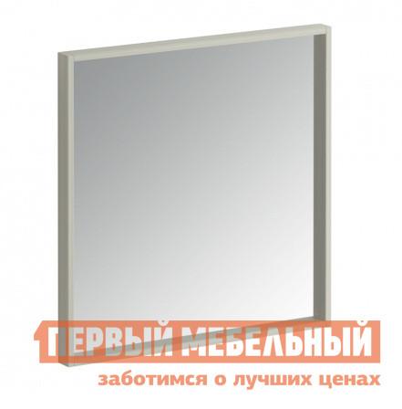 Настенное зеркало ОГОГО Обстановочка! latte-mirr Ясень КоимбраНастенные зеркала<br>Габаритные размеры ВхШхГ 742x740x50 мм. Прямоугольное зеркало в раме — необходимый в любой прихожей или спальне предмет.  Внушительный размер не только позволит с удобством использовать его по назначению, но и поможет сделать вашу комнату более светлой и просторной. Корпус изделия выполнен из ЛДСП толщиной 16 мм. Обратите внимание, что в стоимость сборки входит навешивание.<br><br>Цвет: Ясень Коимбра<br>Цвет: Бежевый<br>Высота мм: 742<br>Ширина мм: 740<br>Глубина мм: 50<br>Кол-во упаковок: 1<br>Форма поставки: В собранном виде<br>Срок гарантии: 2 года<br>Тип: Простые<br>Назначение: Для спальни, В прихожую<br>Материал: Деревянные, из ЛДСП<br>Форма: Прямоугольные<br>Подсветка: Без подсветки<br>Тип рамы: В раме