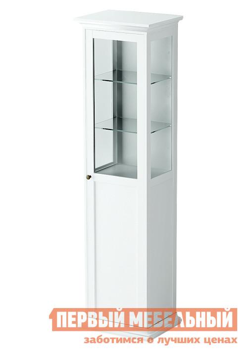 Шкаф-витрина  Reina-vitr1 Белый, Левый