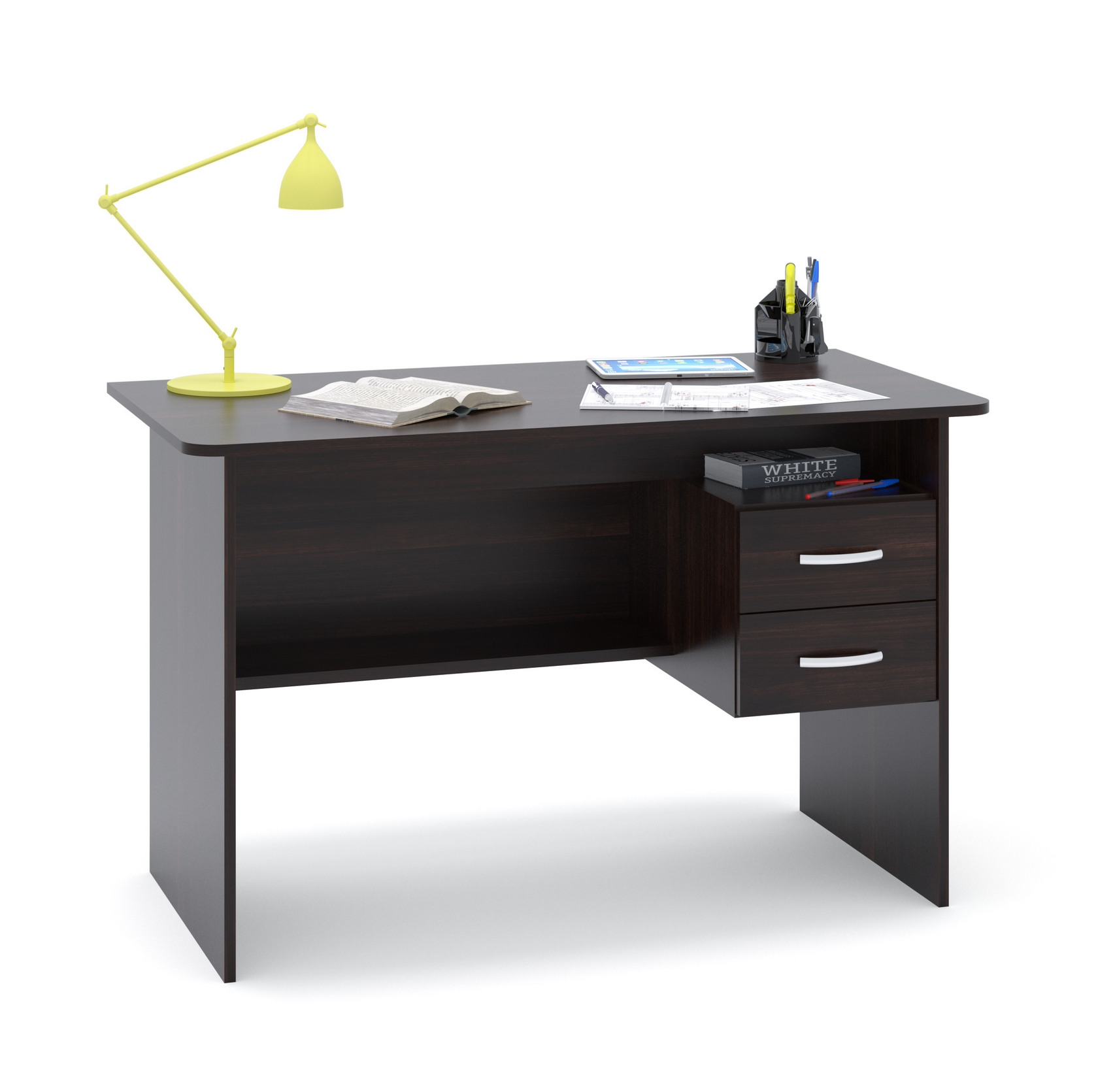 Компьютерный стол Сокол СПМ-07.1В Венге