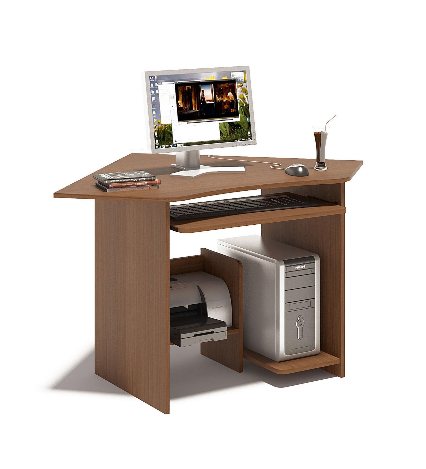 Компьютерный стол Сокол КСТ-02.1 Ноче-экко от Купистол