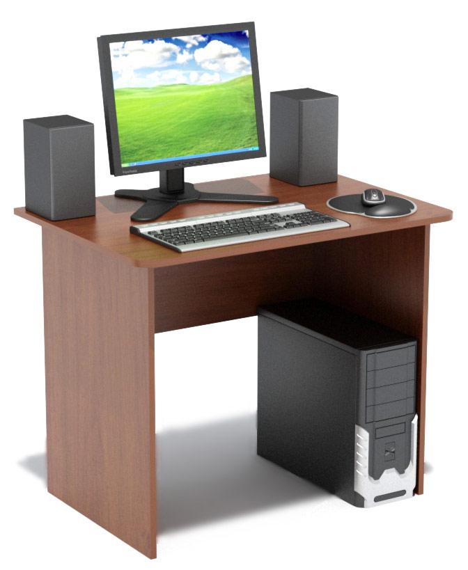 Письменный стол Сокол СПМ-01.1 Испанский орехПисьменные столы<br>Габаритные размеры ВхШхГ 740x900x600 мм. Компактный классический стол  шириной 900 мм прекрасно подойдет для работы как дома, так и в офисе.  Его небольшие размеры позволяют не только сэкономить пространство в помещении, но и организовать полноценное рабочее место.  Края столешницы скруглены, что немаловажно, особенно в комнате ребенка.   Стол изготовлен из высококачественной ламинированной ДСП российского производства толщиной 16 мм, торцы деталей отделаны кромкой ПВХ 2 мм.  Изделие поставляется в разобранном виде.  Хорошо упаковано в гофротару вместе с необходимой фурнитурой и подробной инструкцией по сборке.  Рекомендуем сохранить инструкцию по сборке (паспорт изделия) до истечения гарантийного срока.<br><br>Цвет: Испанский орех<br>Цвет: Красное дерево<br>Высота мм: 740<br>Ширина мм: 900<br>Глубина мм: 600<br>Кол-во упаковок: 1<br>Форма поставки: В разобранном виде<br>Срок гарантии: 2 года<br>Тип: Прямые<br>Материал: Деревянные, из ЛДСП<br>Размер: Маленькие, Шириной 90 см<br>Особенности: Без надстройки<br>Стиль: Современный, Модерн