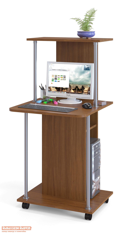 Компьютерный стол Сокол КСТ-12 Ноче-экко