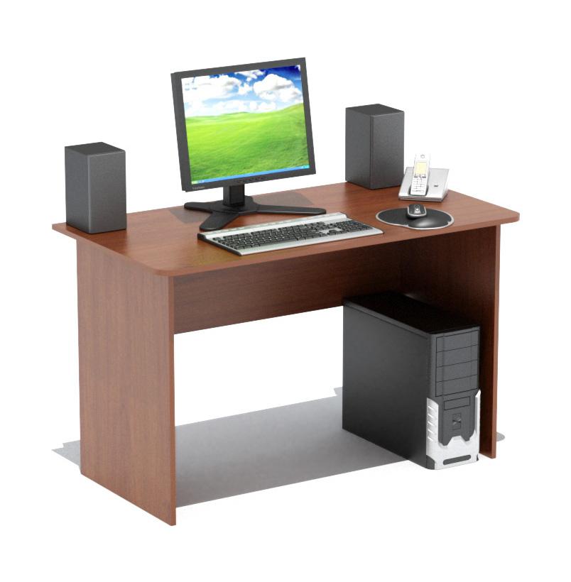 Письменный стол Сокол СПМ-02.1 Испанский орех