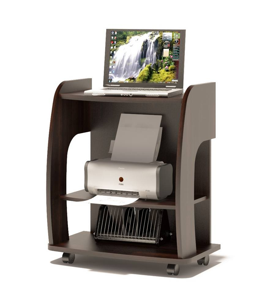 Компьютерный стол Сокол КСТ-103 Венге