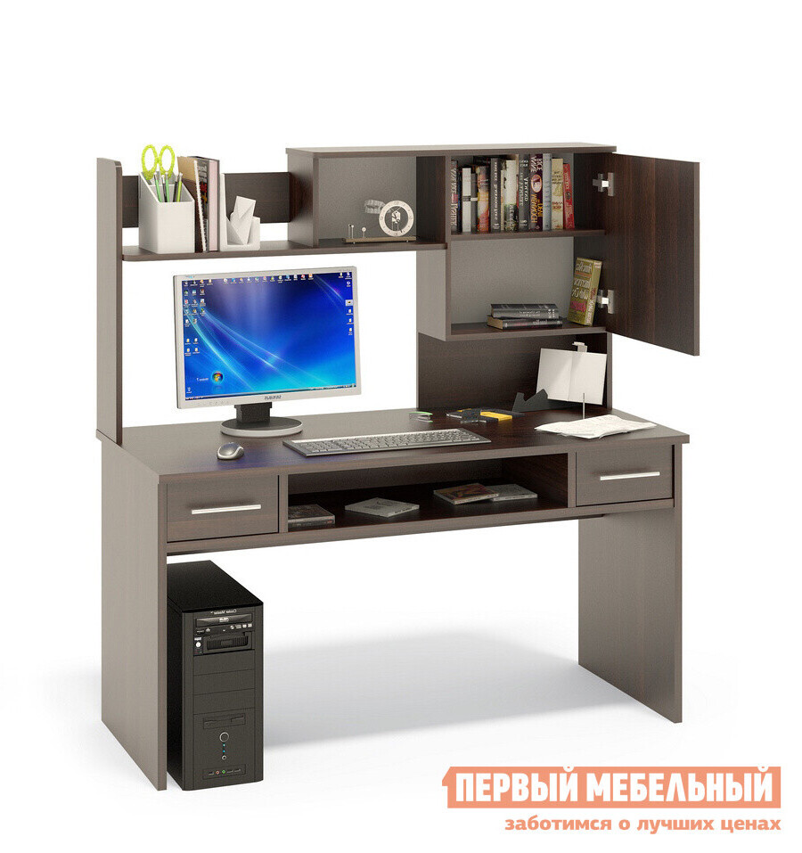 Компьютерный стол КСТ-108 + КН-14 КупиСтол.Ru 5890.000