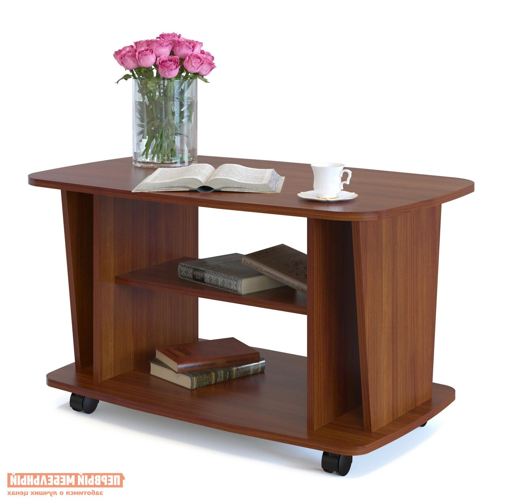 Журнальный столик Сокол СЖ-3 Испанский орех