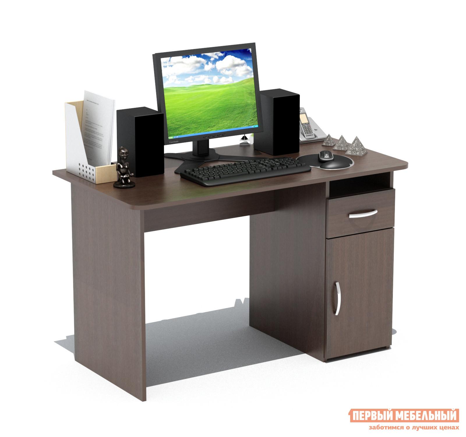 Письменный стол Сокол СПМ-03.1 сокол спм 02 1в венге