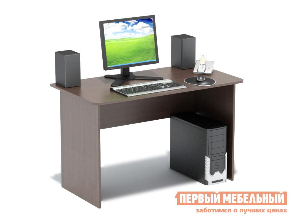 Письменный стол Сокол СПМ-02.1 сокол спм 02 1в венге
