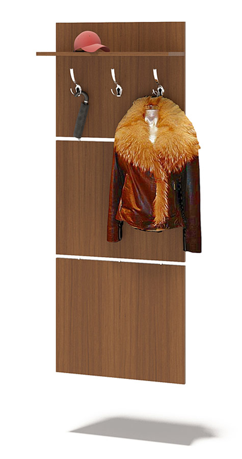 Настенная вешалка ВШ-5 КупиСтол.Ru 1285.000