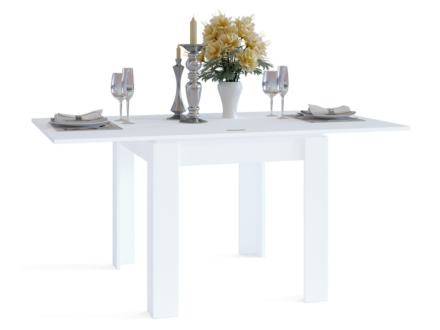 Кухонный стол  СО-1 Белый Сокол 52255