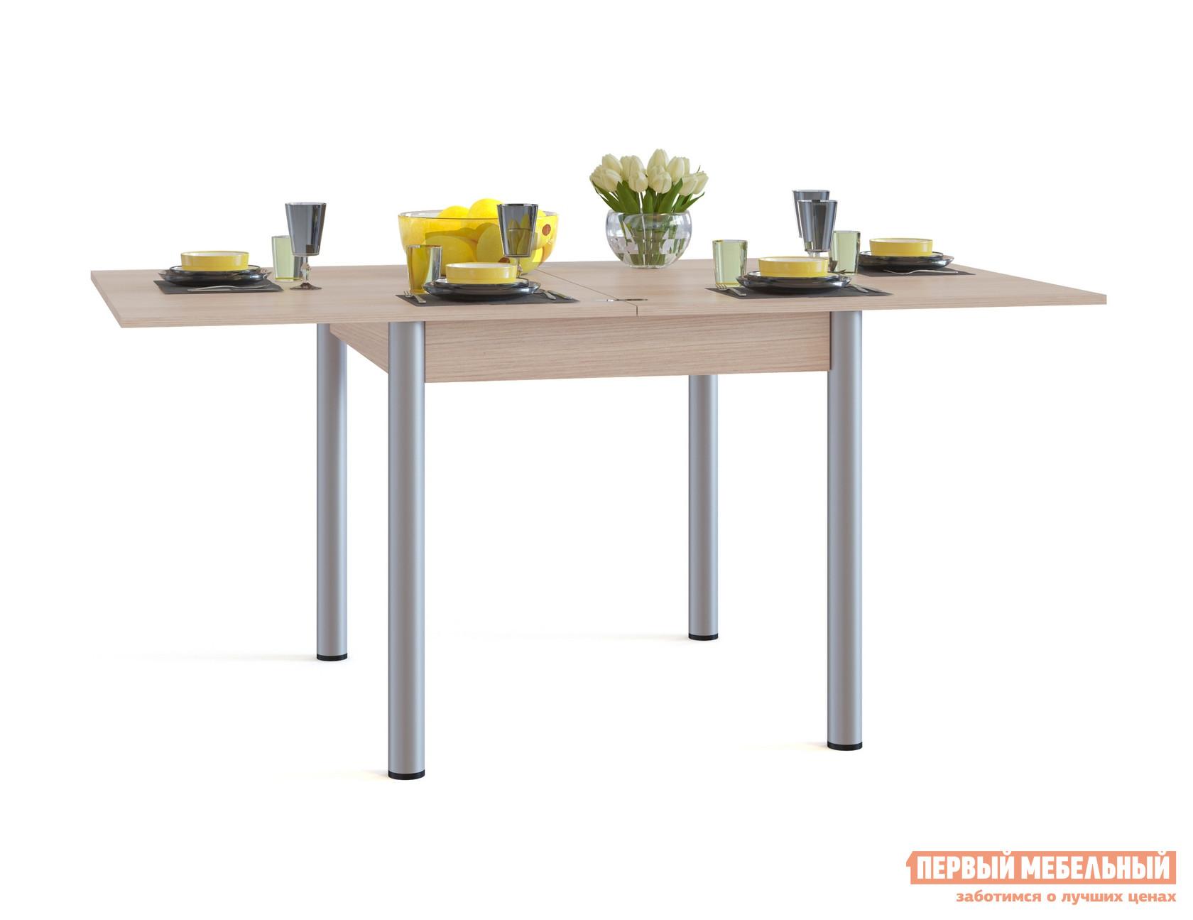 Кухонный стол Сокол СО-2м Беленый дуб