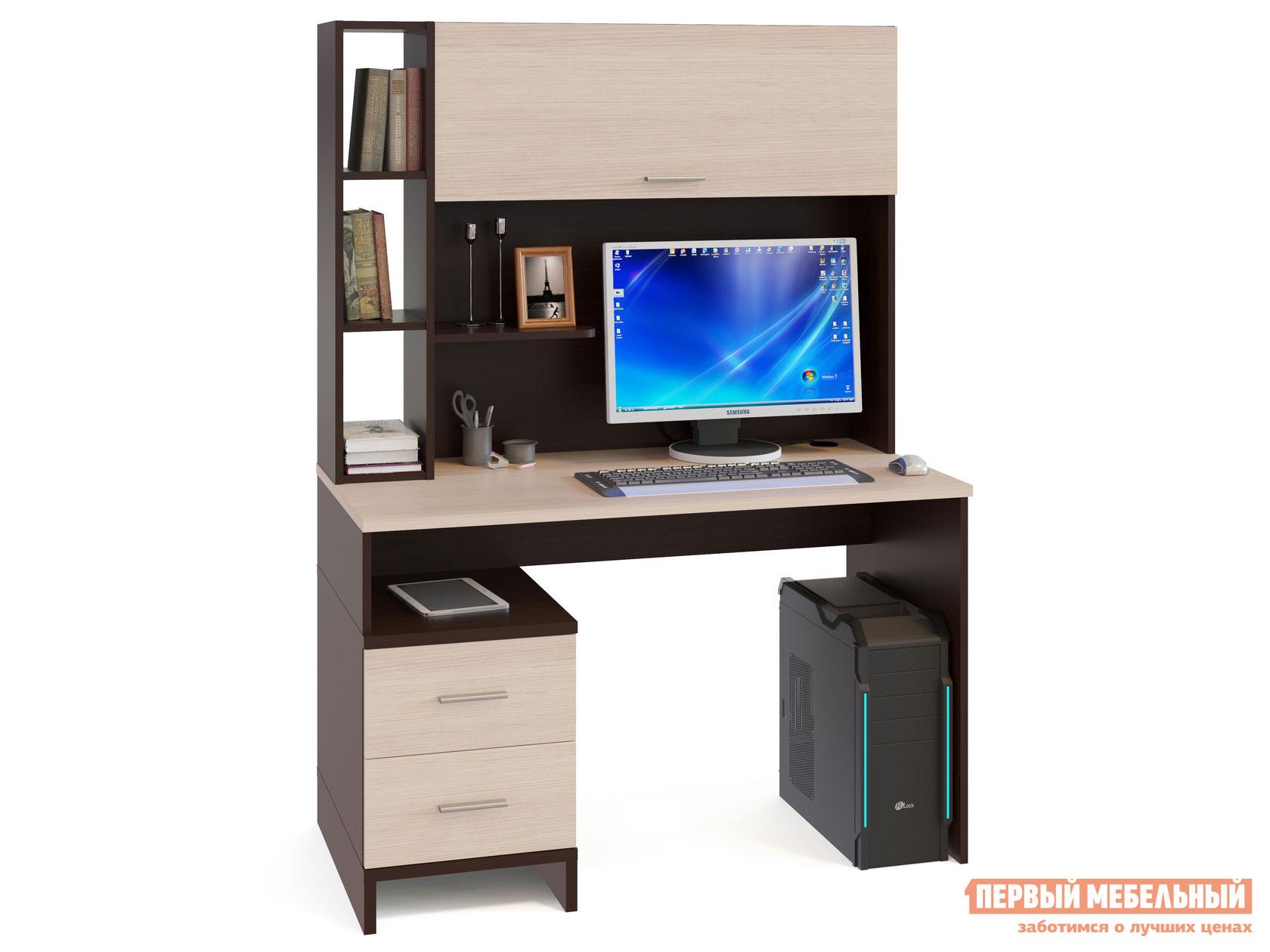 Компьютерный стол Сокол КСТ-114+КН-03