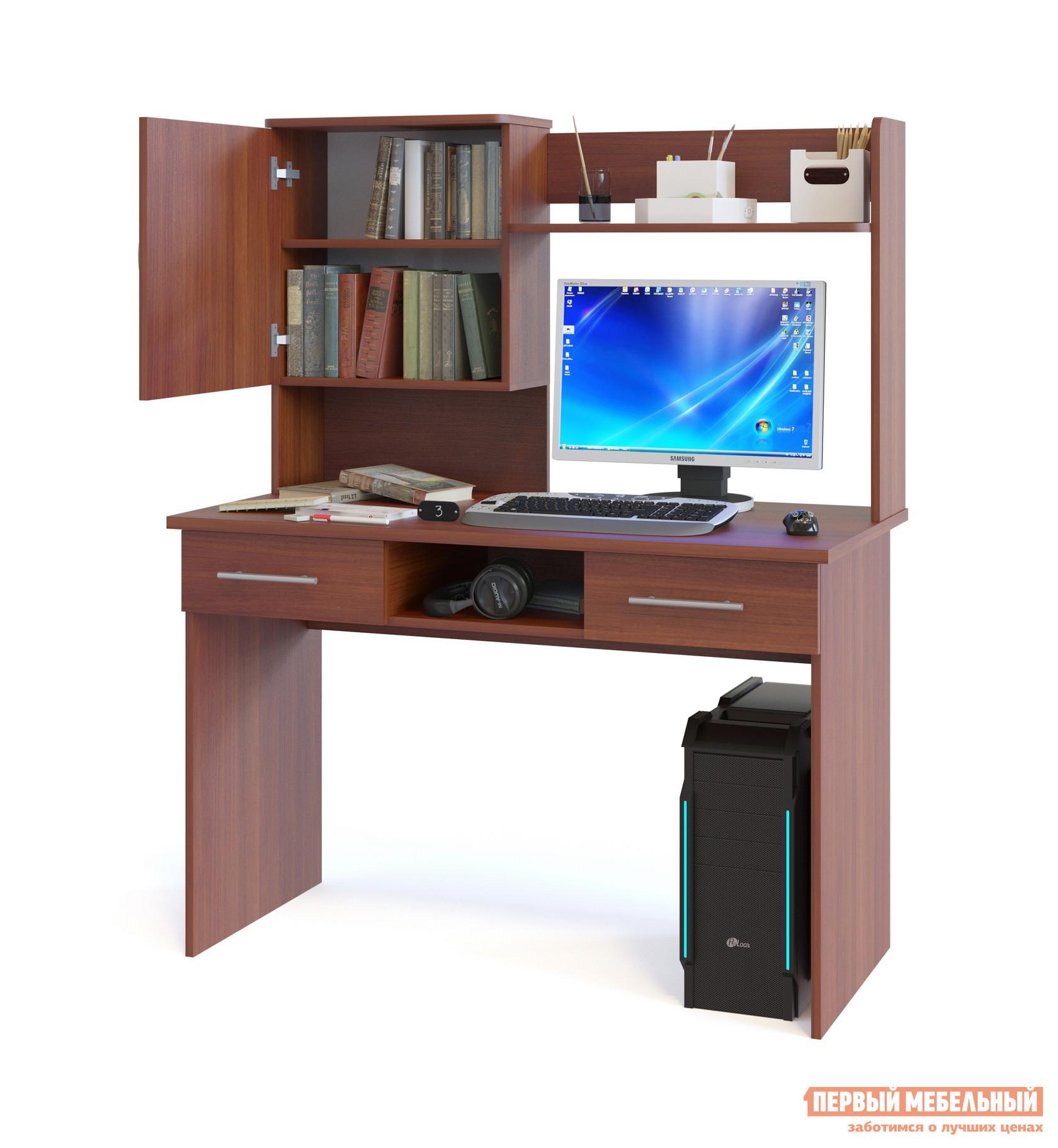 Компьютерный стол Сокол КСТ-107.1+КН-24 компьютерный стол кс 20 30