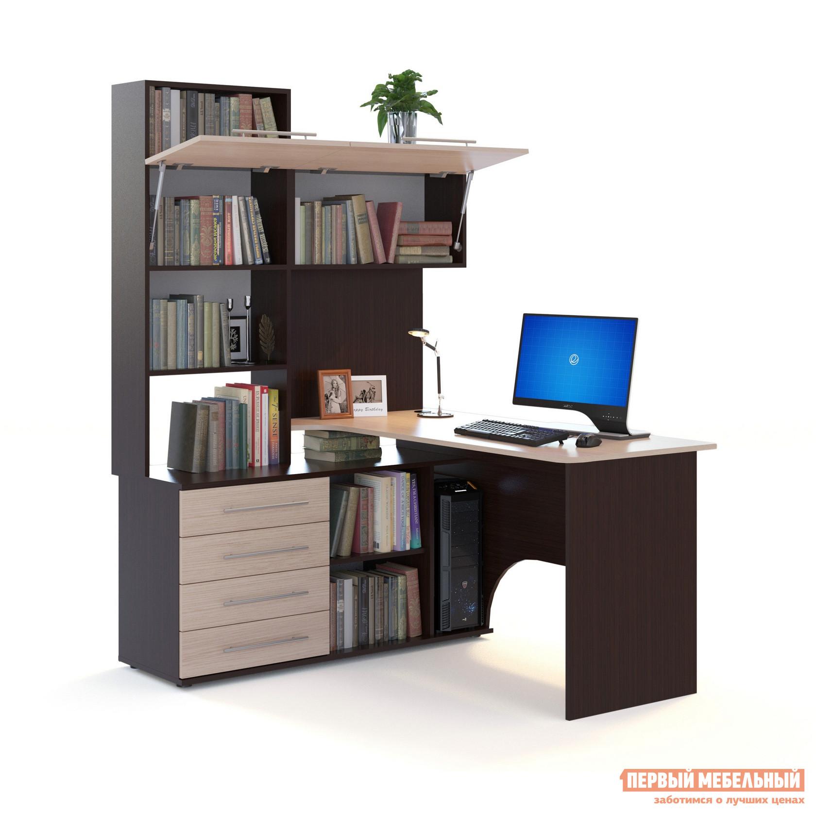Компьютерный стол кст-14 мебельная фабрика сокол - купить ко.