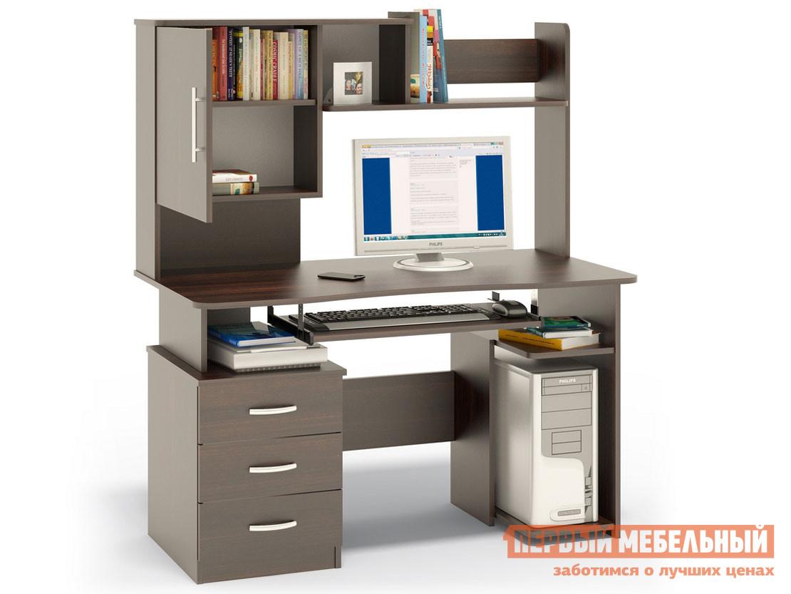 цена на Компьютерный стол Сокол КСТ-08.1В+КН-34В