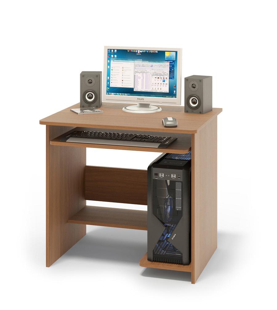 Компьютерный стол Сокол КСТ-01 Ноче-экко от Купистол