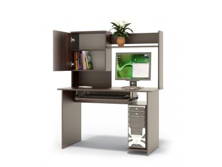 Компьютерный стол КСТ-04.1В+КН-24В Тони