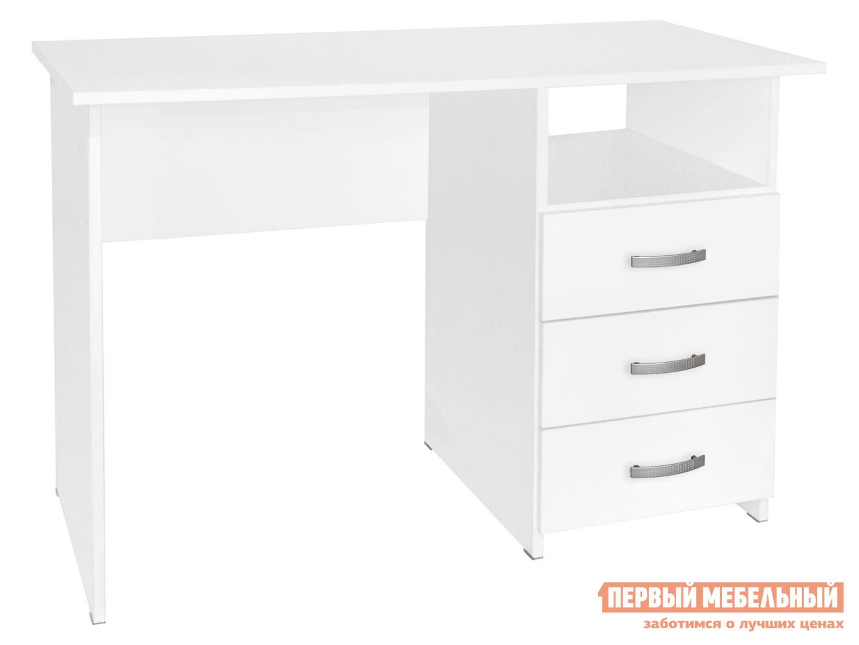 Компьютерный стол  Стол СТМ-2 Белый — Стол СТМ-2 Белый