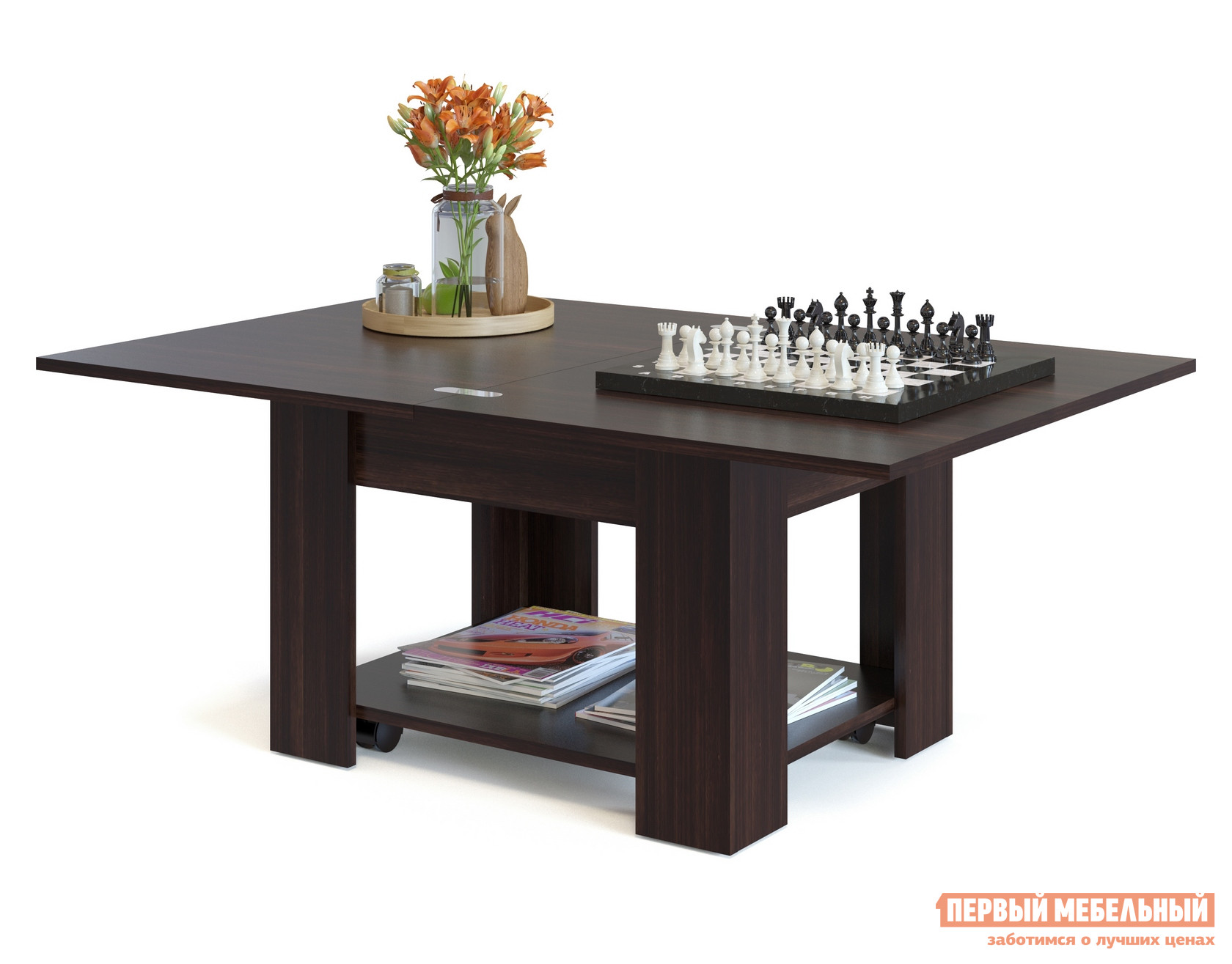 Журнальный столик Сокол СЖ-1 Венге