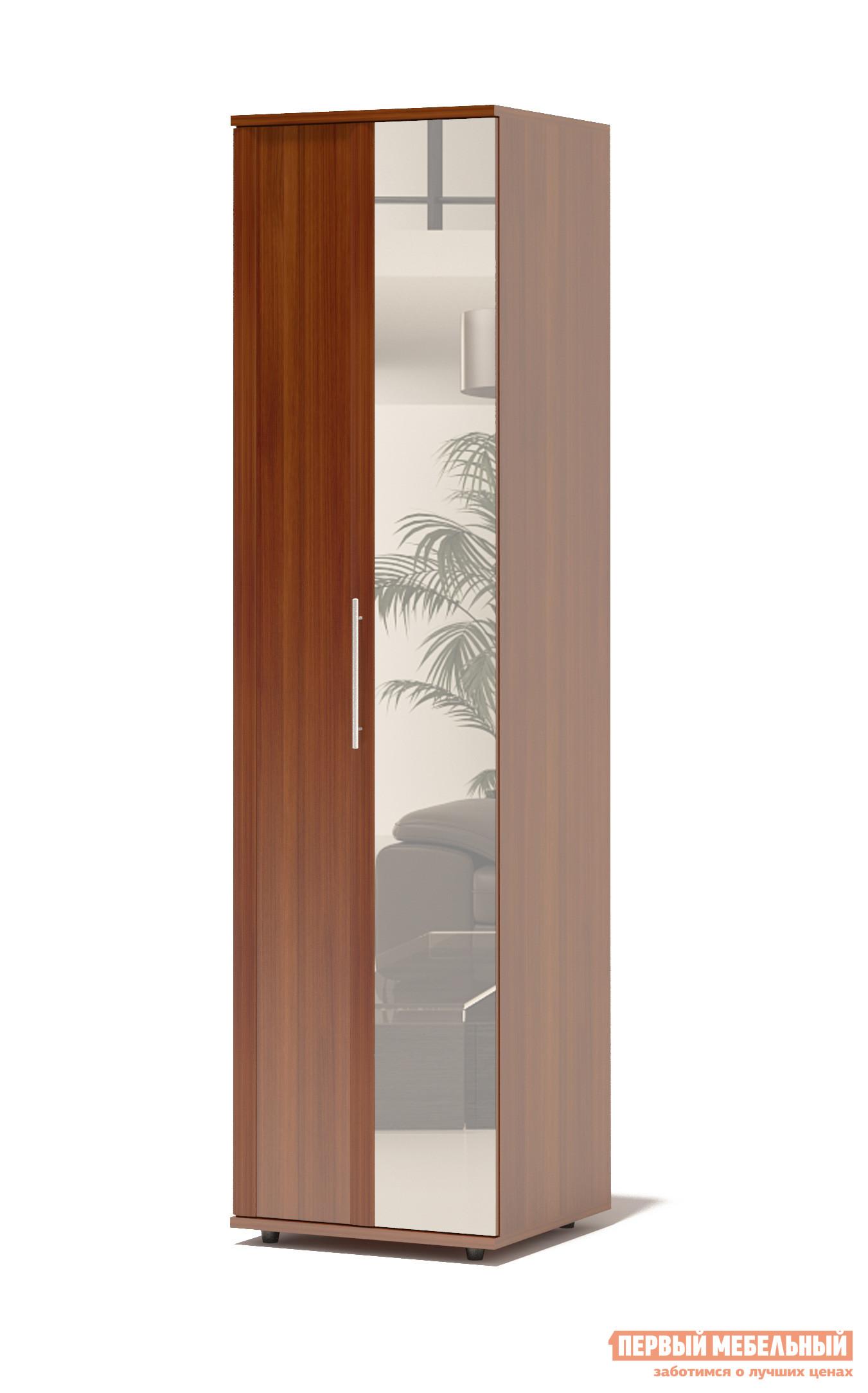 Шкаф-гармошка Сокол Маркес ШГ-206.2 Испанский орех, Правый