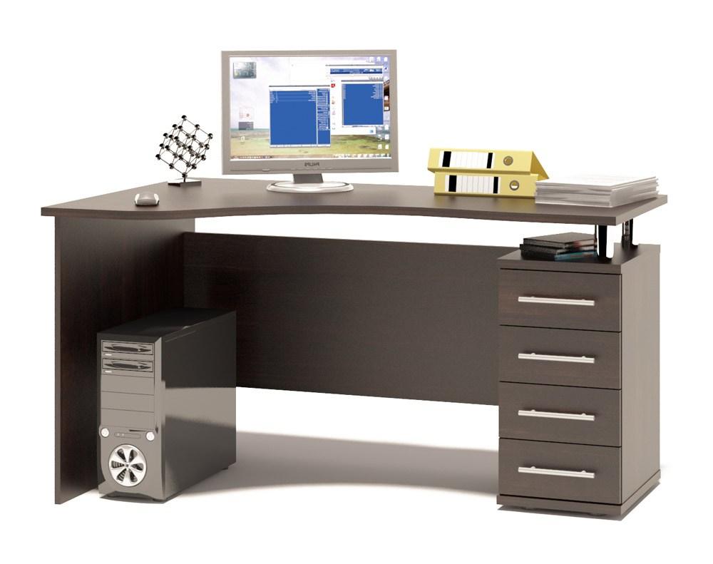 Письменный стол Сокол КСТ-104.1 письменный стол сокол кст 107 1