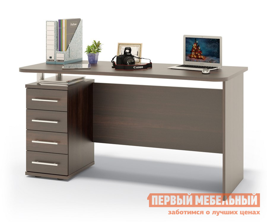 Письменный стол Сокол КСТ-105.1 Венге