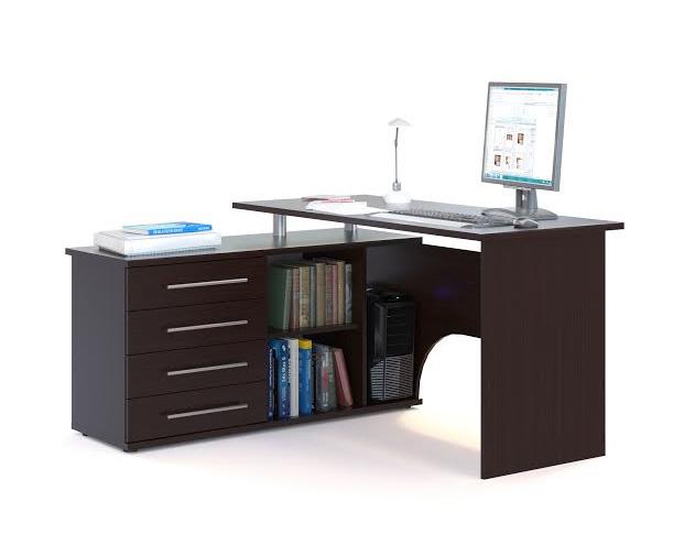 Письменный стол Сокол КСТ-109 письменный стол сокол кст 107 1