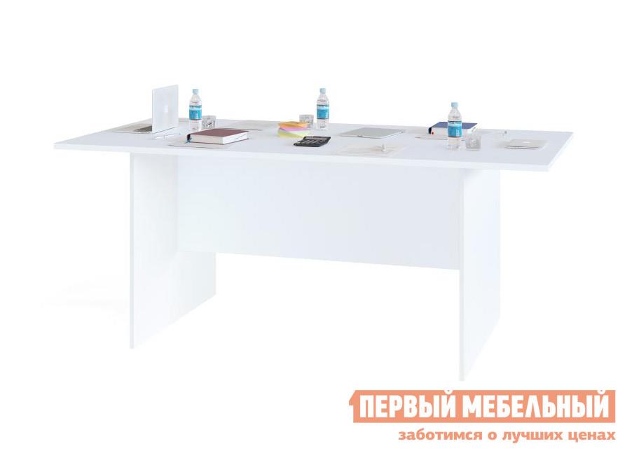 Стол для переговоров Сокол СПР-05 Белый