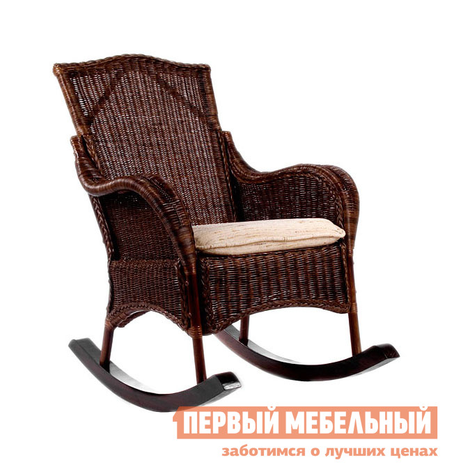 цена на Плетеное кресло Tetchair Bali 01/6147 + Матрас для кресла Bali 01/6147