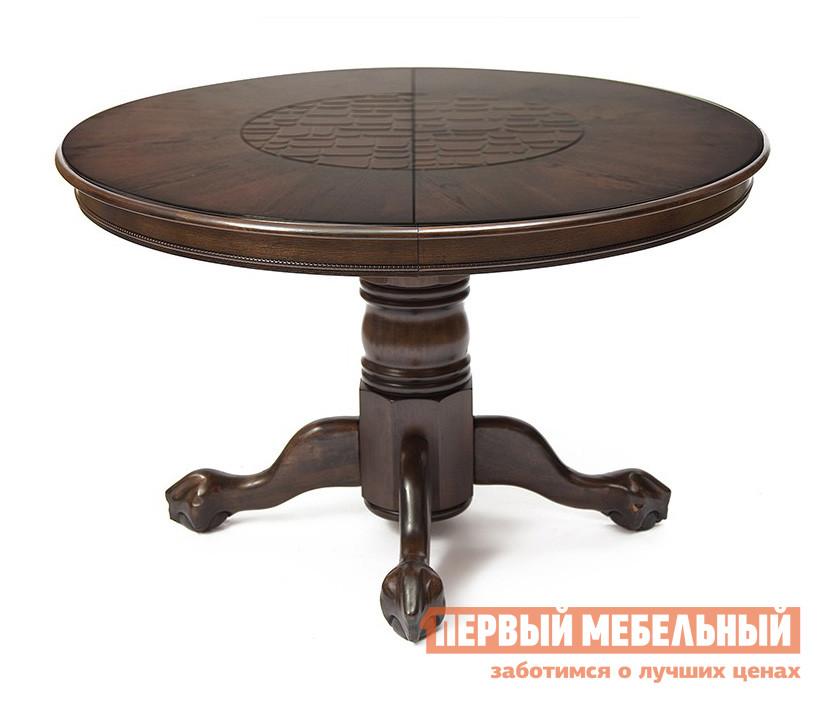 Круглый обеденный стол на одной ножке Tetchair DNDT-4872