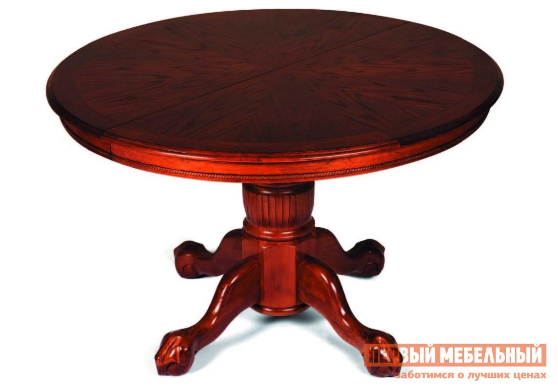 Круглый обеденный стол на одной ножке Tetchair Rochester -STC- (4260-STC) стол обеденный tetchair 4260 stp коричневый