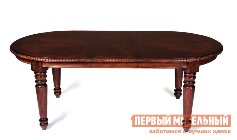 Обеденный стол из массива дуба Tetchair HWDT-4280-SWL