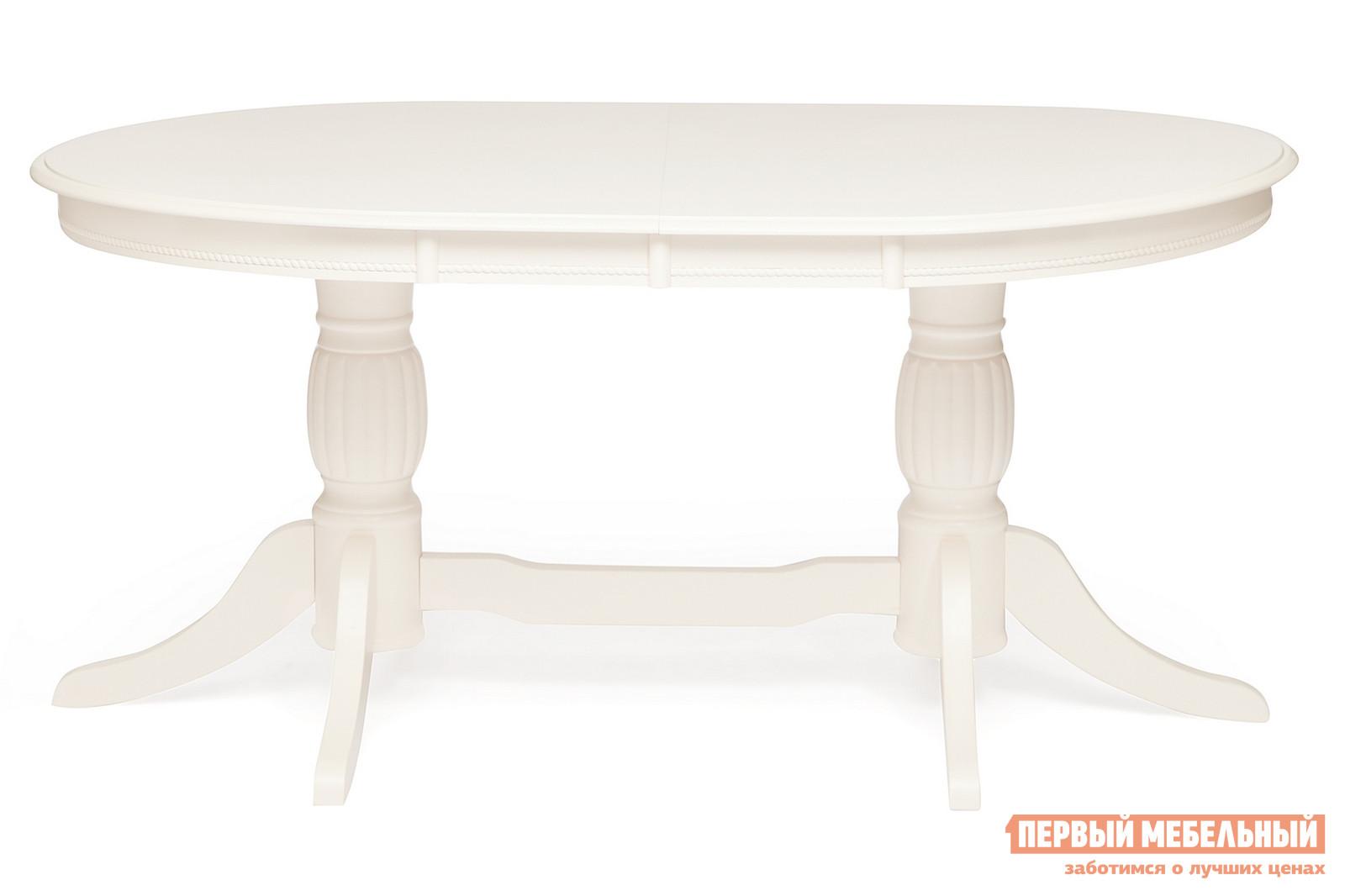 раздвижной большой обеденный стол для гостиной лоренцо купить в