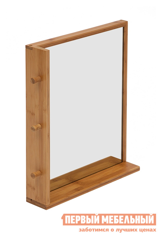 Настенное зеркало Tetchair SN-6808 Натуральный