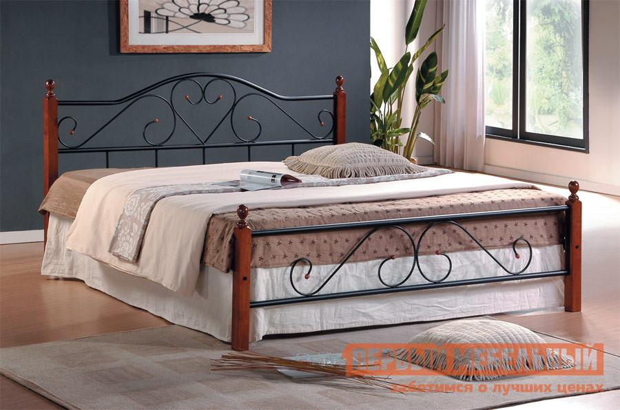 Двуспальная железная кровать Tetchair AT-815 кровать tetchair at 8077 120x200