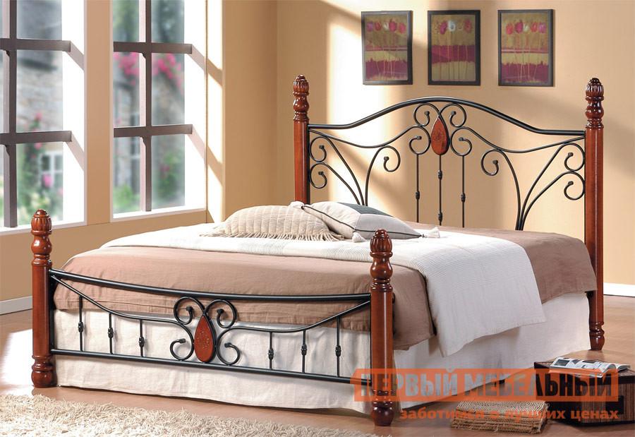 Кровать двуспальная кованая Tetchair AT-9003 кровать tetchair at 8077 120x200