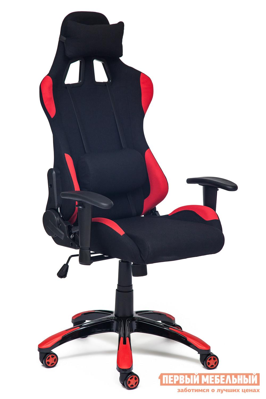 Игровое кресло iGear Черно-красный/Black-Red фото