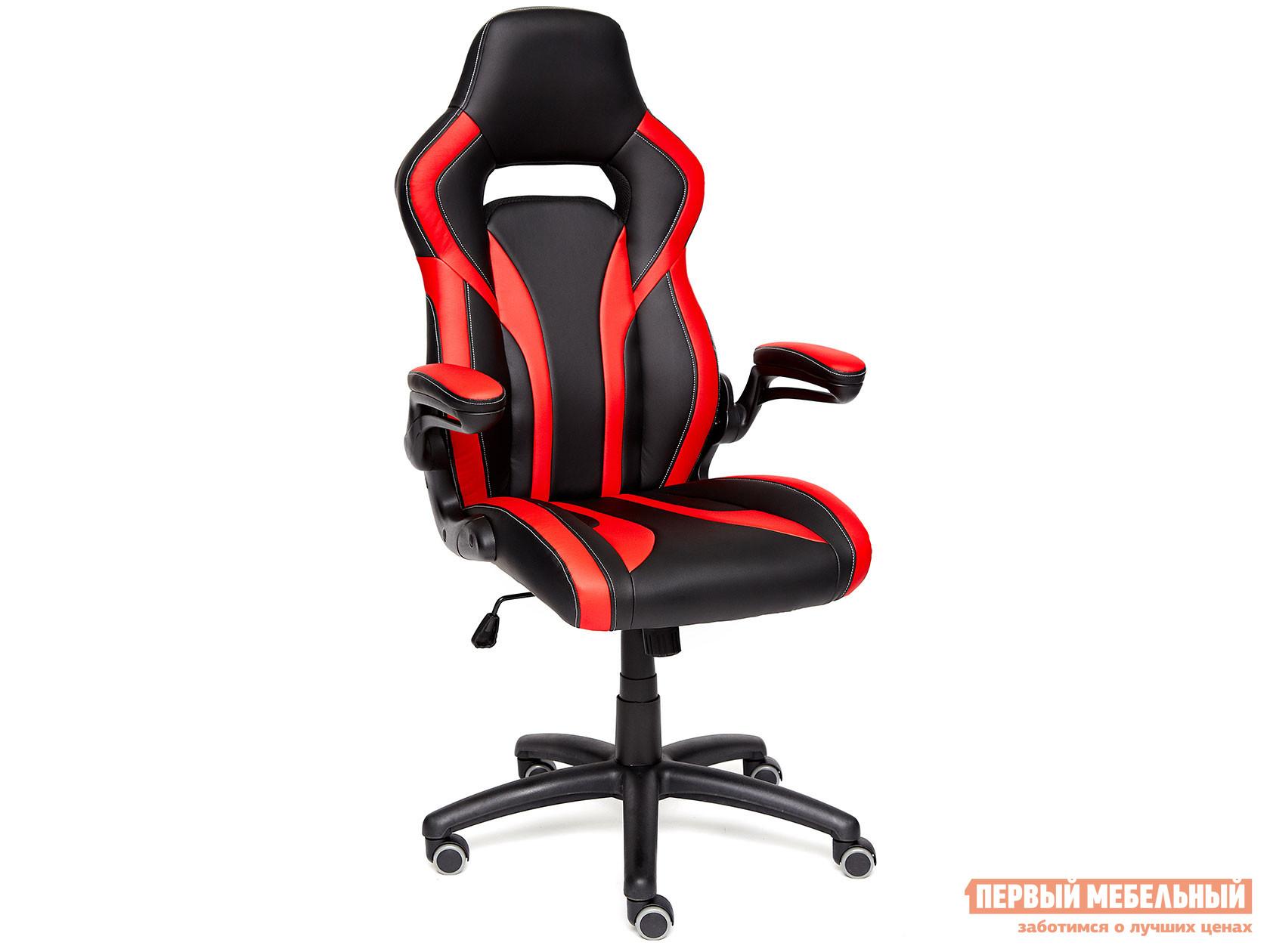 Игровое кресло  Rocket Иск. кожа черная / красная — Rocket Иск. кожа черная / красная