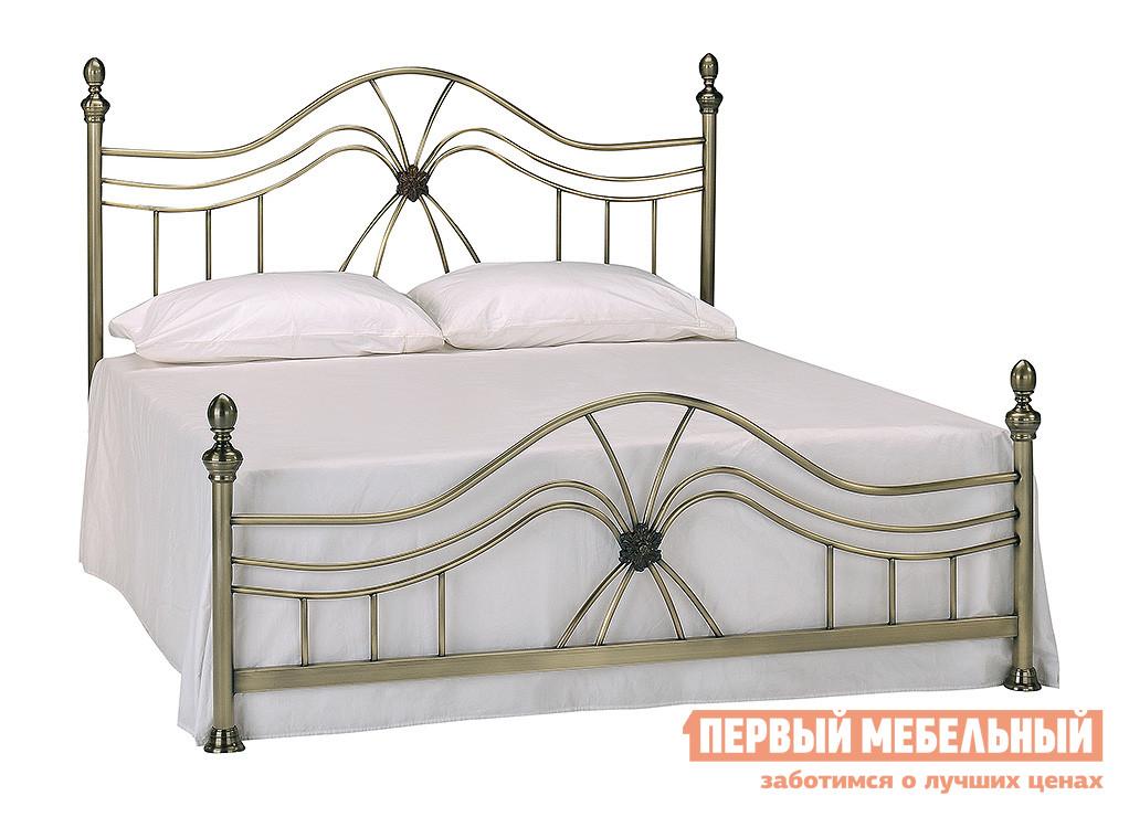 Кованая полуторная кровать Tetchair BEATRICE