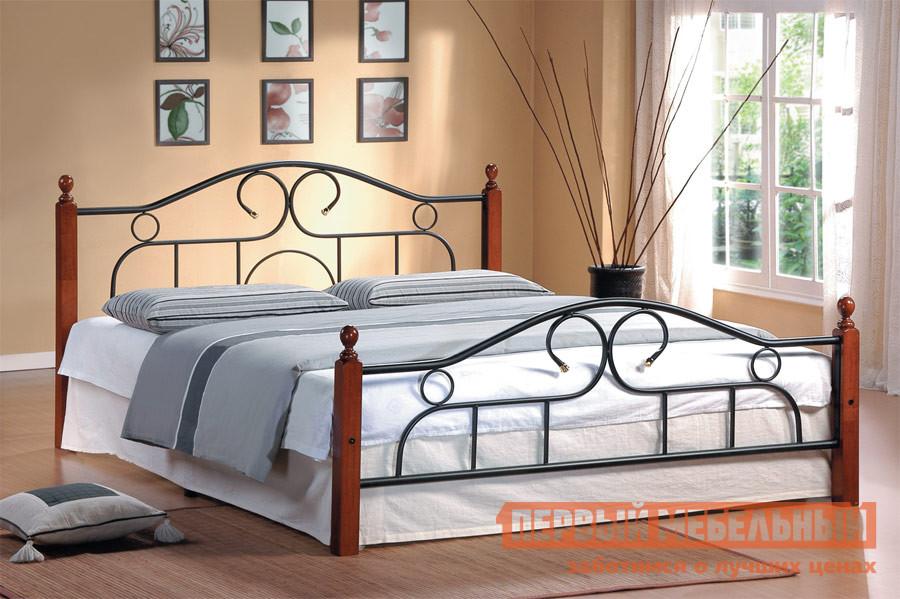 Кованая кровать-полуторка железная Tetchair AT-808 кровать tetchair at 8077 120x200